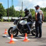 Aprender a manejar motos