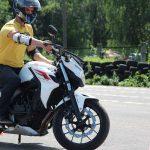 Escuela de manejo para motos en capital federal